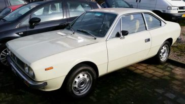 Lancia Beta Coupé 1600