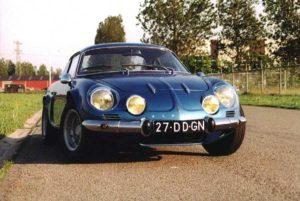 Renault Alpine 110