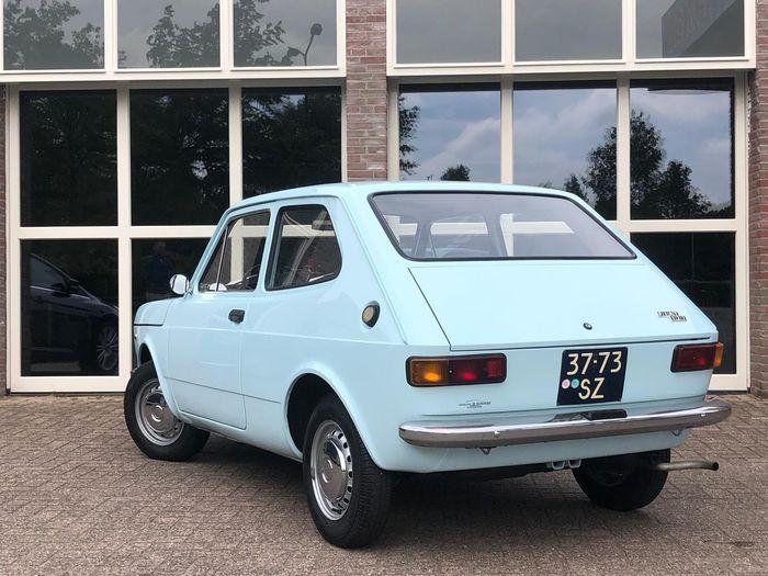 Fiat 127 achterkant