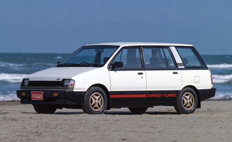 Mitsubishi Space-Wagon