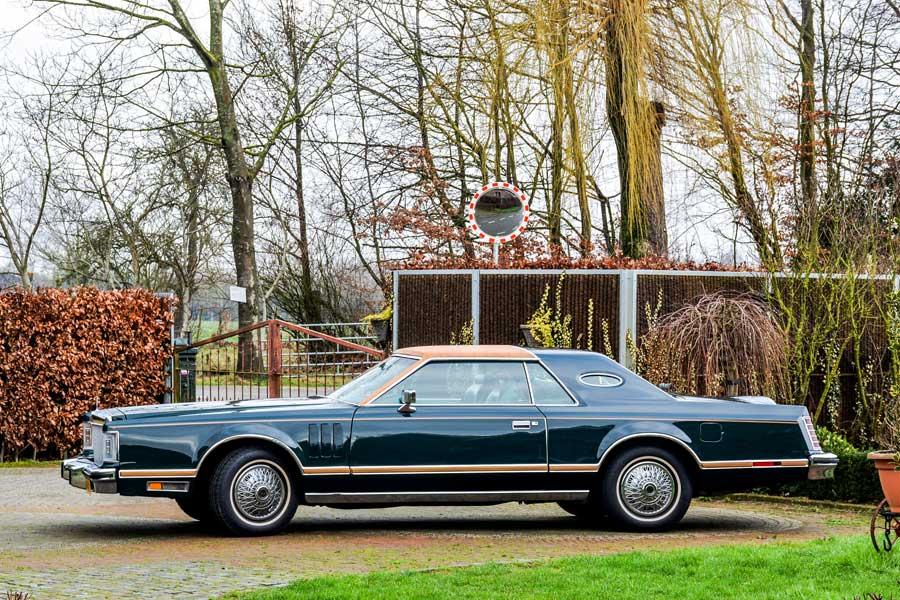 Lincoln Continental Mark V Givenchy