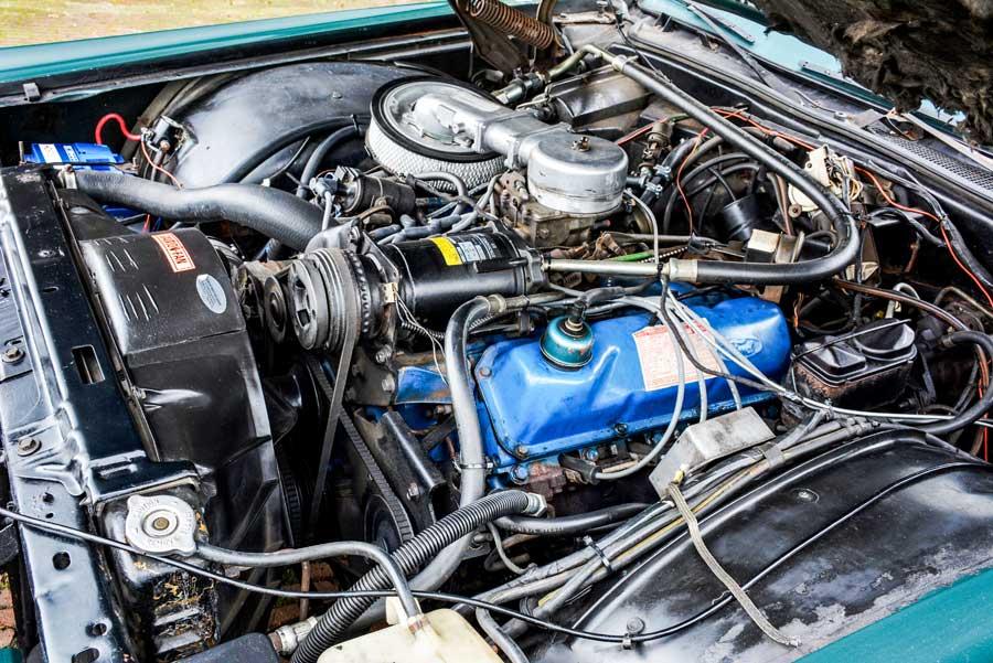 Motor Lincoln Continental Mark V Givenchy