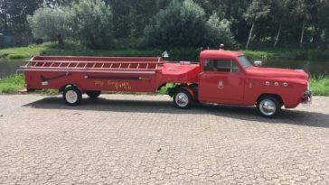 Crosley brandweerauto