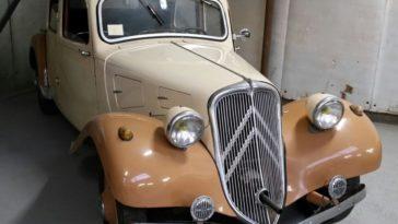 Citroën Traction Avant