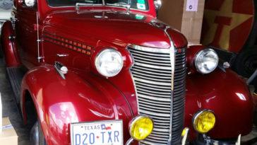 Chevrolet Master de Luxe