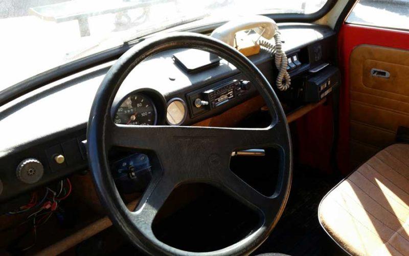 Trabant 601 S brandweer