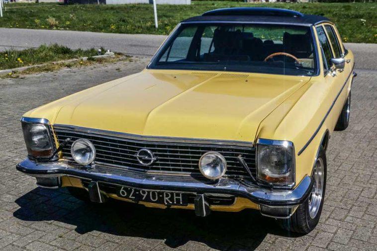 Opel Diplomat B 5.4