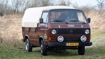 VW T3 Restaurierung