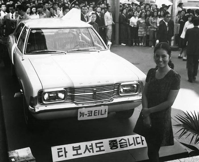 Hyundai Cortina
