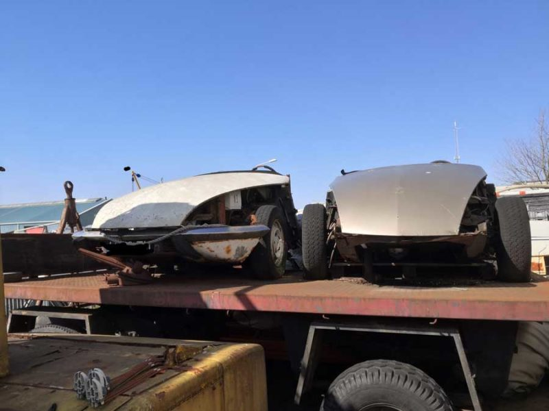 Citroën DS sloop