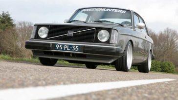 Volvo 242 custom