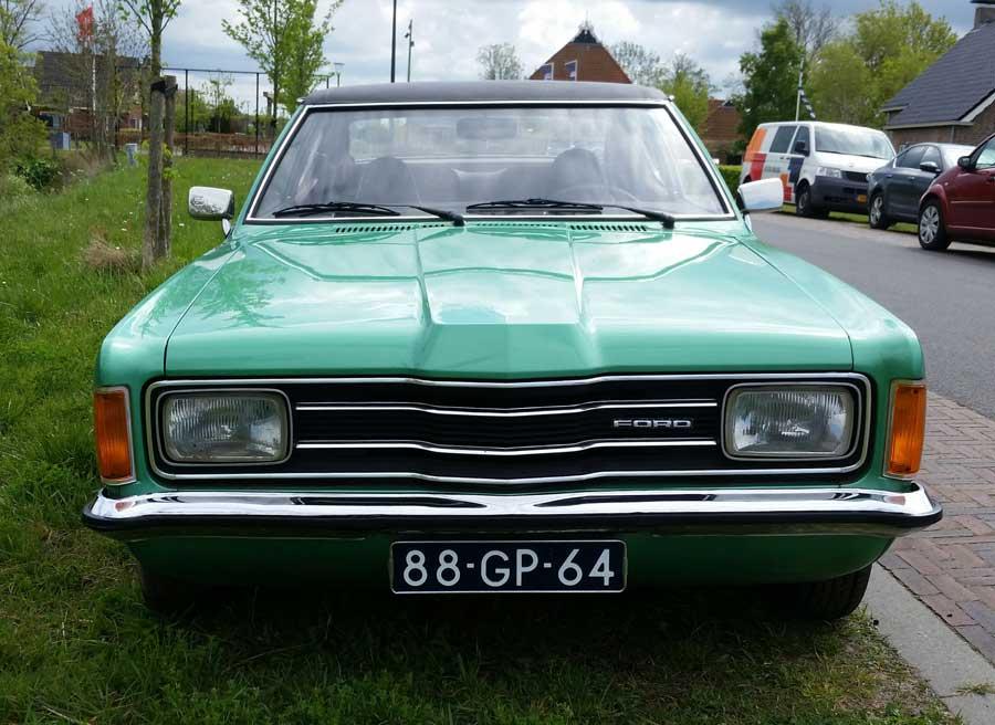 Ford Taunus GLX Coupé
