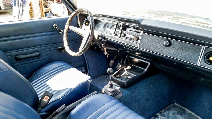 Ford Taunus L Coupé