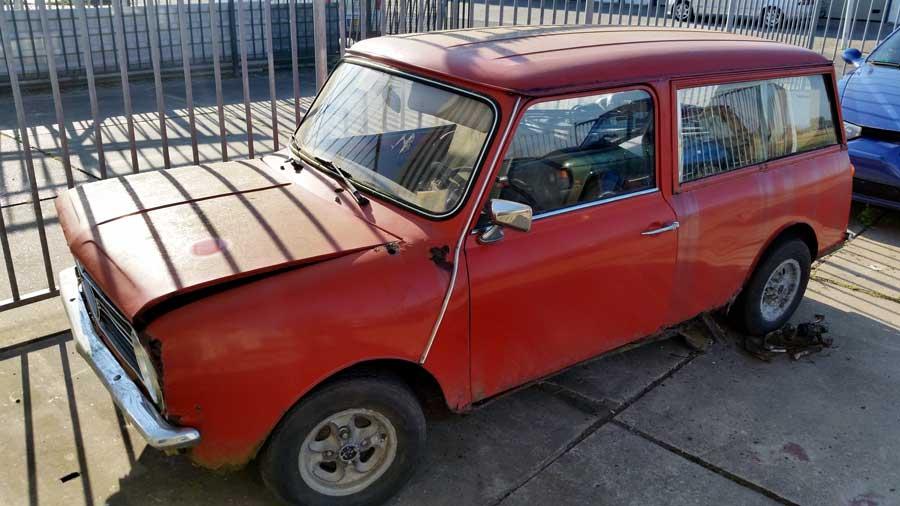 Mini Clubman Estate 1100
