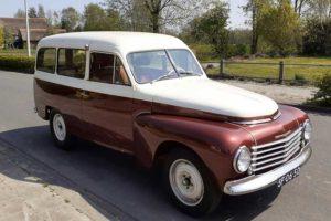 Volvo Duett 1959