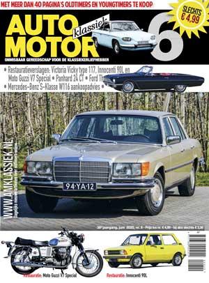 Oldtimers en Youngtimers Auto Motor Klassiek