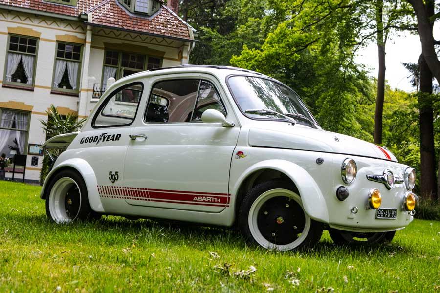 Fiat 500 'Abarth'