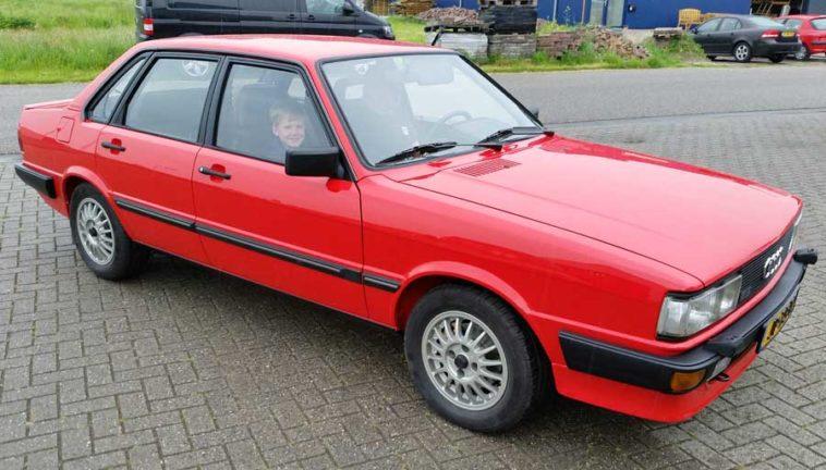 Audi 80 quattro (1983)