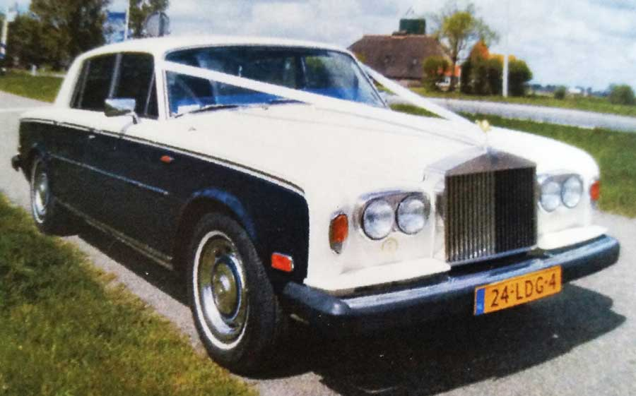 Rolls-Royce Silver Shadow 1979