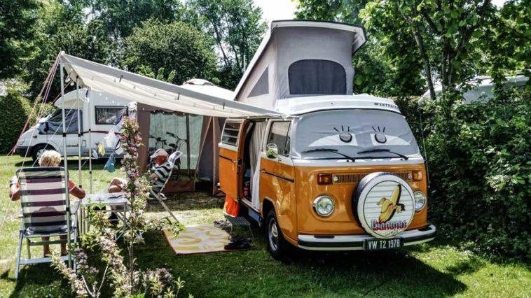 Volkswagen T2 Westfalia camper