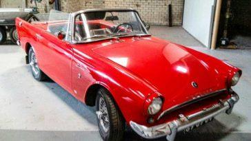 Sunbeam Alpine (1965)