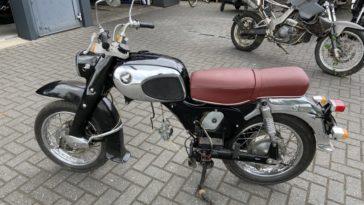 Honda C72 Honda C77