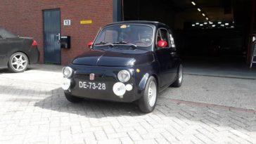 Abarth-Fiat 500