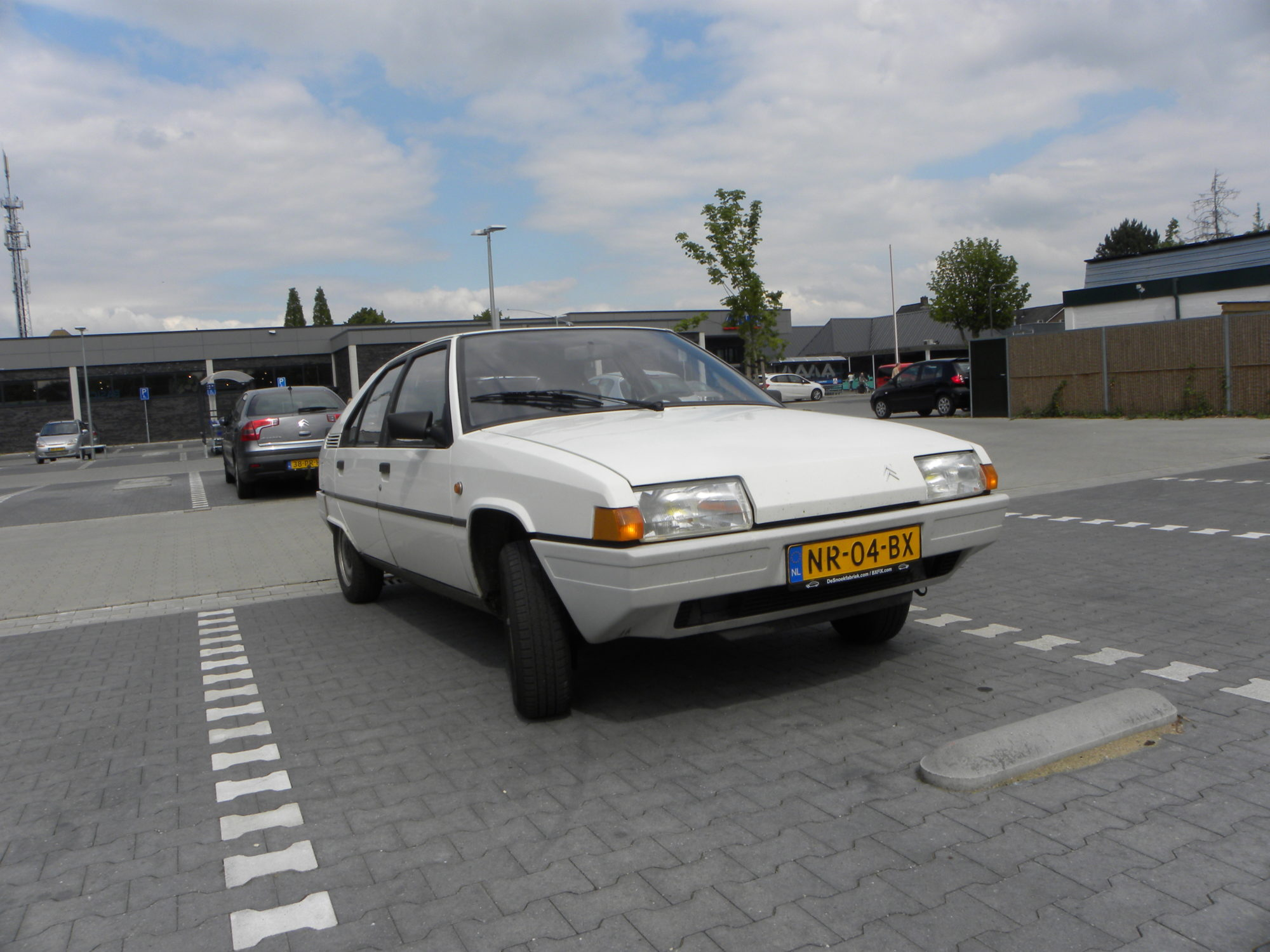 Citroën BX RE