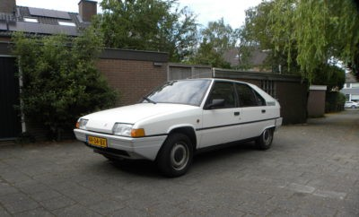 Citroën BX RE