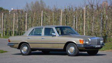 Mercedes-Benz S-Klasse W116