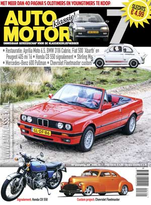 BMW 318i, Fiat 500 Abarth, Chevrolet Fleetmaster