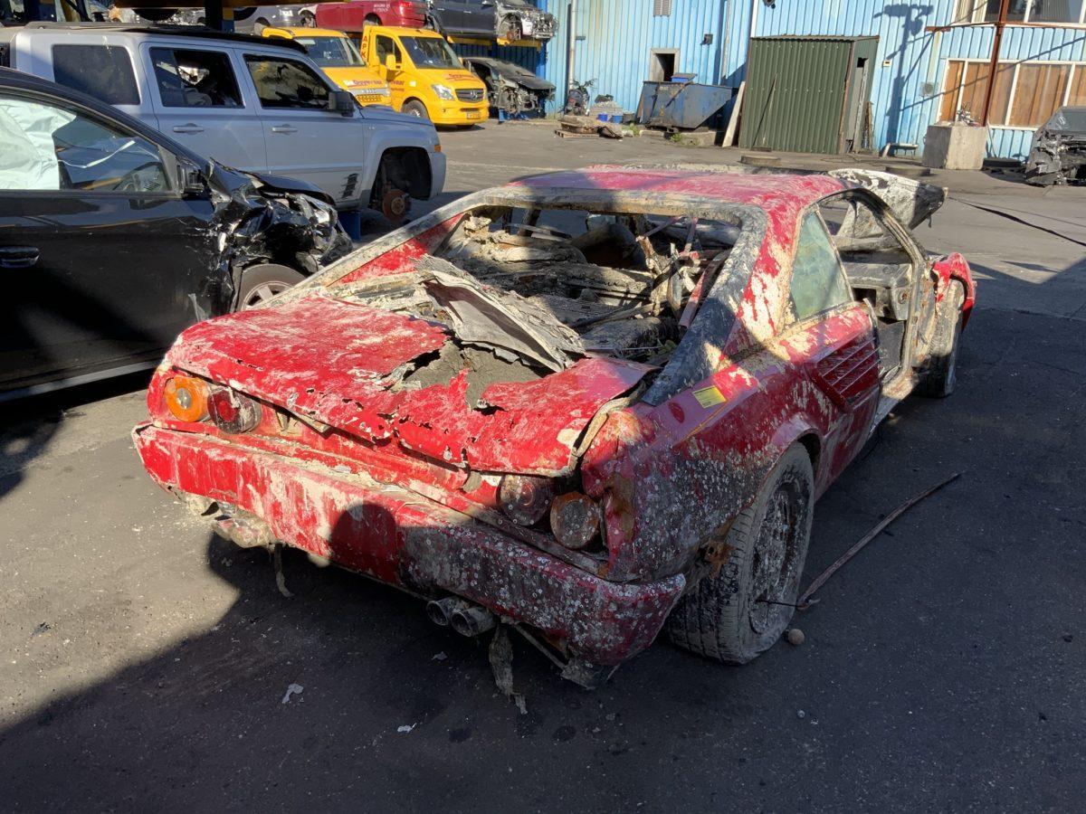 Ferrari Mondial IJ ertrank