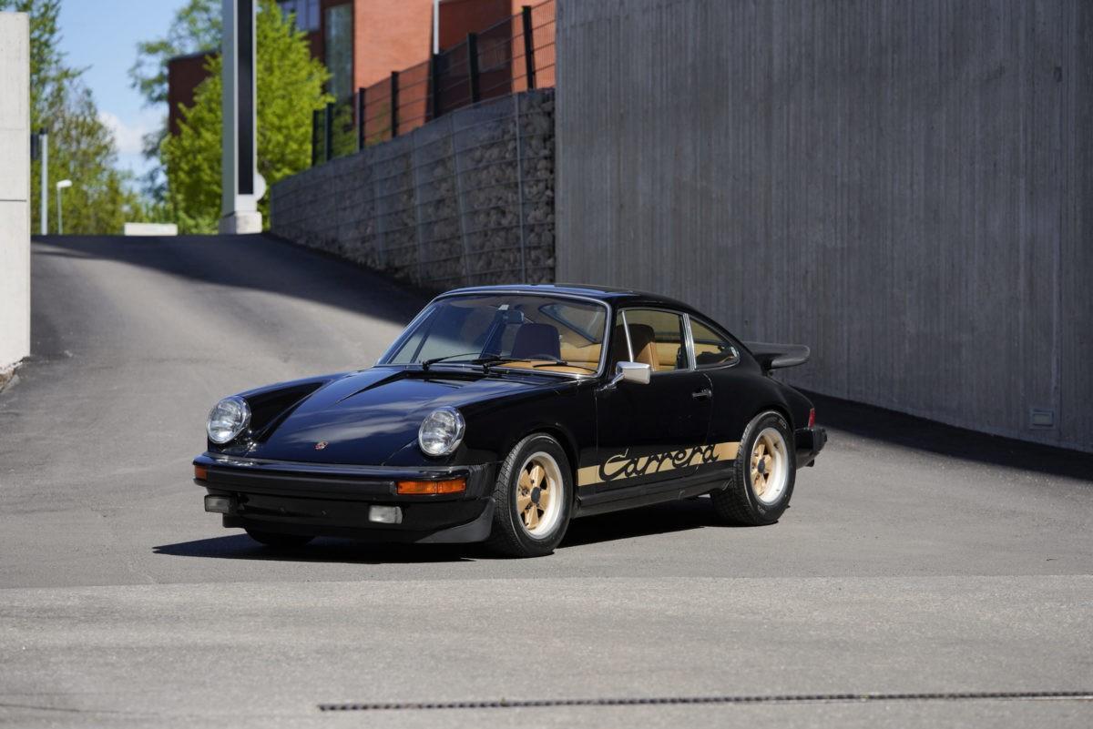 Porsche 911 Carrera 2.7 Coupé 1975