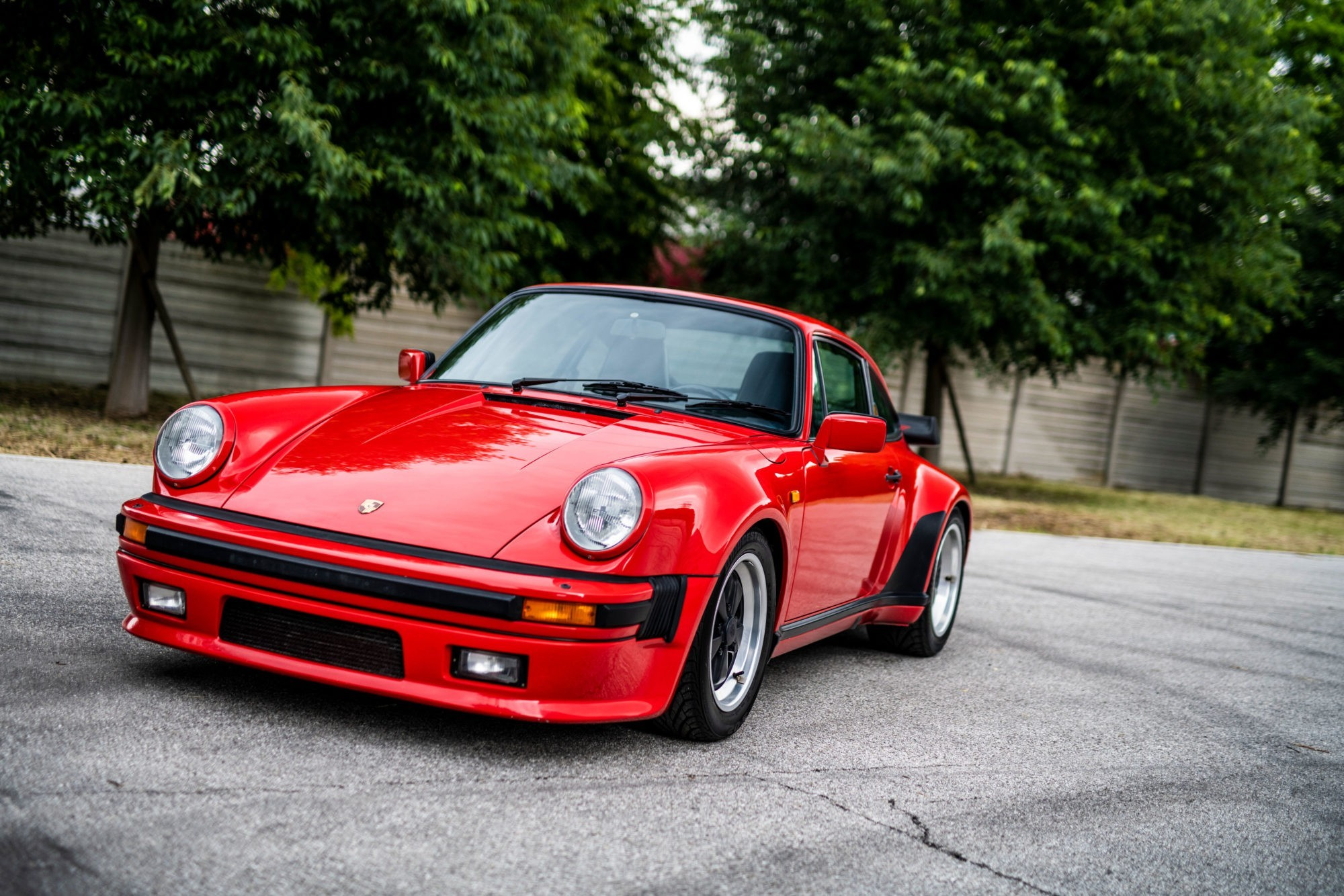 Porsche 911 Turbo 'Group B' 1987