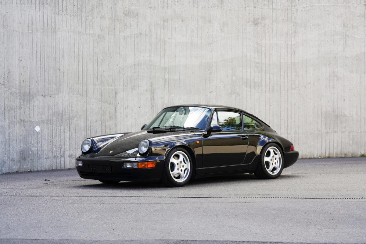 Porsche 911 Carrera 2 Coupé 1991