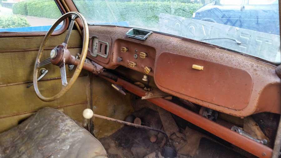 Austin A 40 Sedan