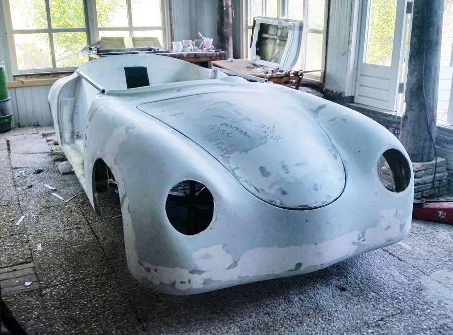 Porsche 356 Speedster replica