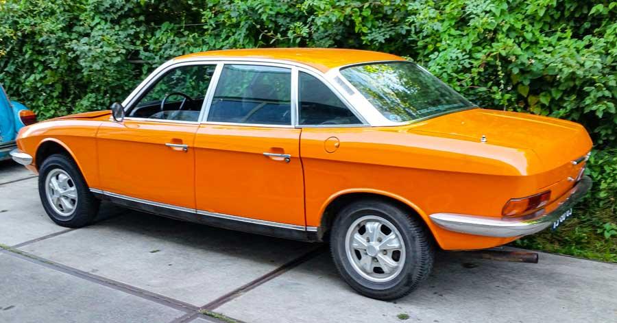 NSU RO 80 (1975)