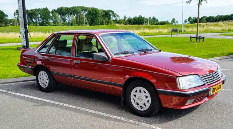 Opel senator 2,5 E-Automatic