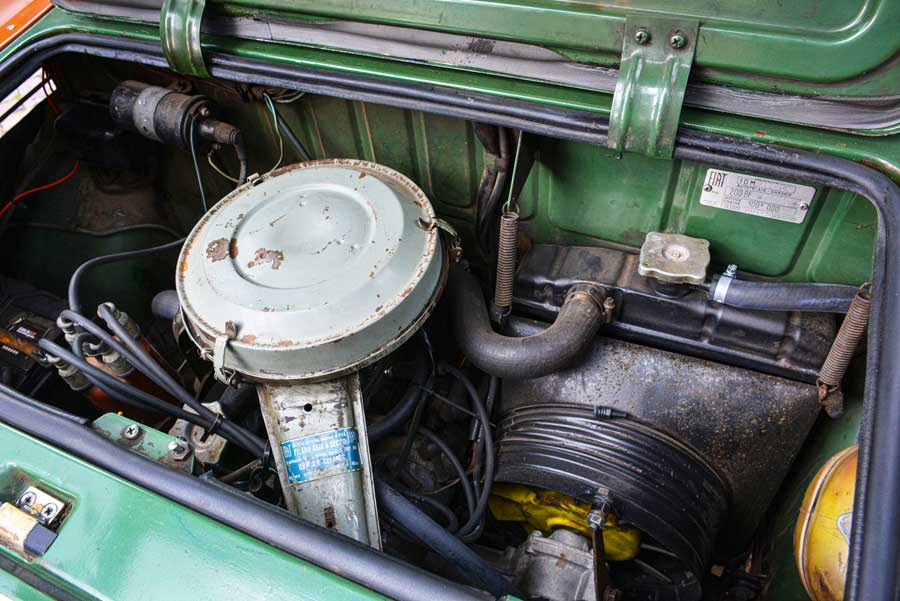 Fiat 850 Familiare