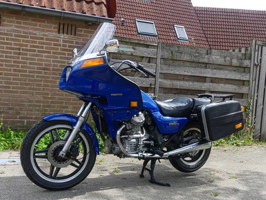 Honda GL500D Silverwing