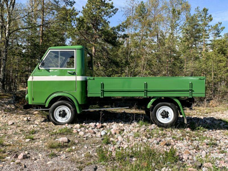 TEIJO 24 Volkswagen Basic Transporter EA489