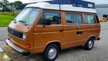 Volkswagen Vanagon L (1982) Westfalia camper