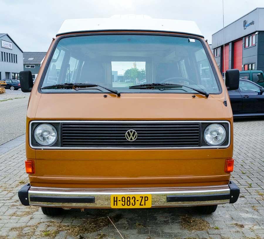 Volkswagen Vanagon L (1982) Westfalia Wohnmobil