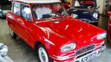 Citroën Ami 6 Grand Luxe