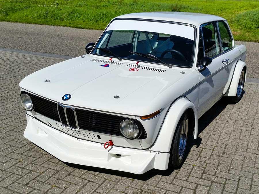 BMW 2002 TI (1969)