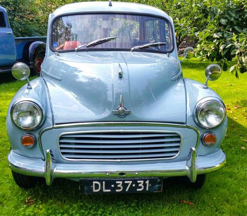 Morris Minor 1000 Estate (1966)