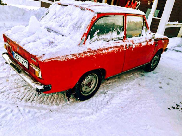 DAF 66 SL (1974)