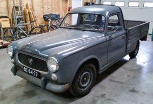 Peugeot 403 pickup 1963