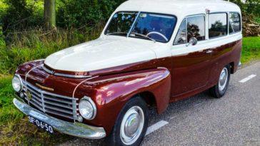 Volvo Duett (1959)
